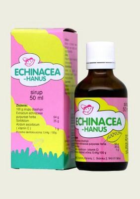 Echinacea sirup pro děti s vitamínem C  ( již od 6 měsíce věku )  50 mlV náruči přírody