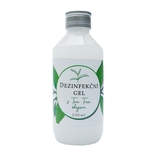 Dezinfekční gel na ruce s Tea Tree olejem / 250 ml