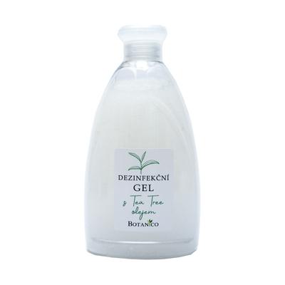 Dezinfekční gel na ruce s tea tree olejem 500ml