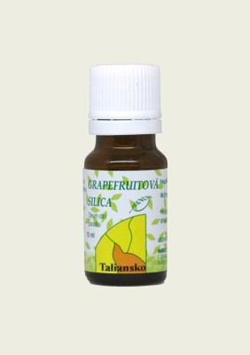 Grapefruitová silice - bio olej natural 10 mlV náruči přírody