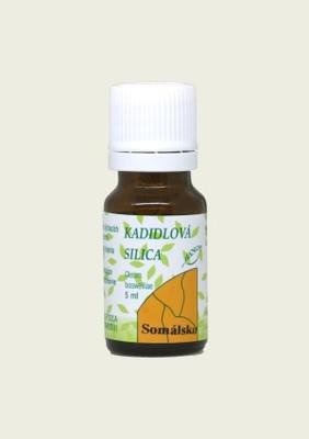 Kadidlová silice - bio olej natural 5 mlV náruči přírody