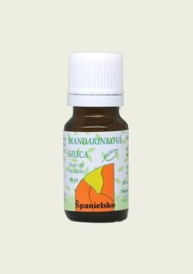 Mandarinková silice - bio olej natural 10 mlV náruči přírody