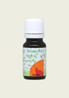Santalová silice - bio olej natural 2 mlV náruči přírody