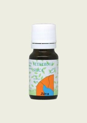 Vousatková ( vetiverová)  silice - bio olej natural 10mlV náruči přírody