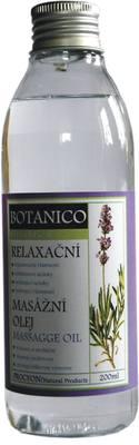 Masážní olej -  LEVANDULE  relaxační  200mlMasážní oleje - Procyon