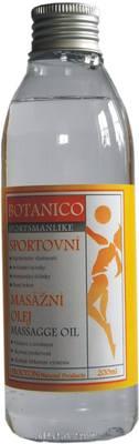 Masážní olej - SPORTOVNÍ  200mlMasážní oleje - Procyon