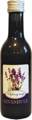 Levandule- Bylinný sirup 185 ml