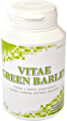 VITAE GREEN BARLEY - MLADÝ JEČMEN 60g