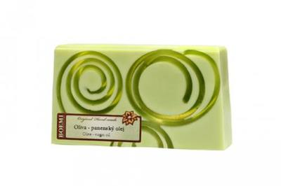 Křišťálové mýdlo - Oliva 150g
