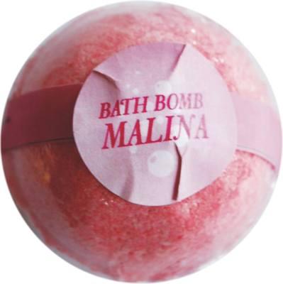 bomba do koupele - MALINA 80g
