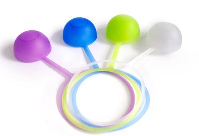 Krytka na zdravou lahev - FreeWater ( různé barvy)