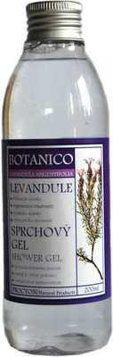 Levandule - sprchový  gel 200ml