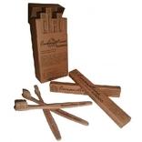 Zdravý zubní kartáček Curanatura Bamboo - sada12ks