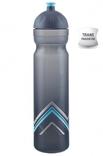 Zdravá lahev BIKE - Hory modrá 1 l