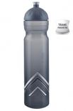 Zdravá lahev BIKE - Hory šedá 1 l