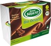 BIO Sójový dezert čokoládový Berief 4 x 125 g
