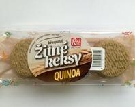 Žitné keksy s quinoa semínky 150 g