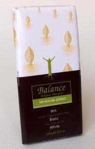 Balance bílá čokoláda 100 g